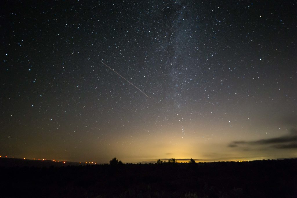 fotografia nocturna