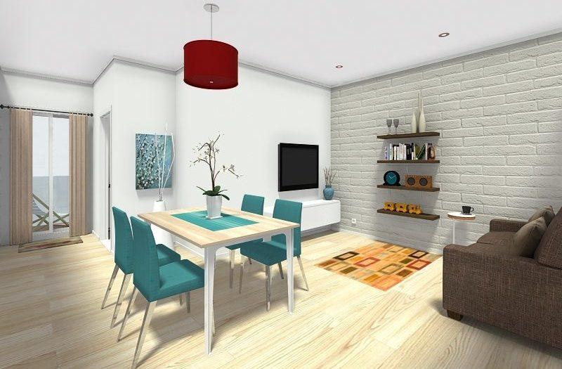 Plano 3d - Render - Inmobiliario