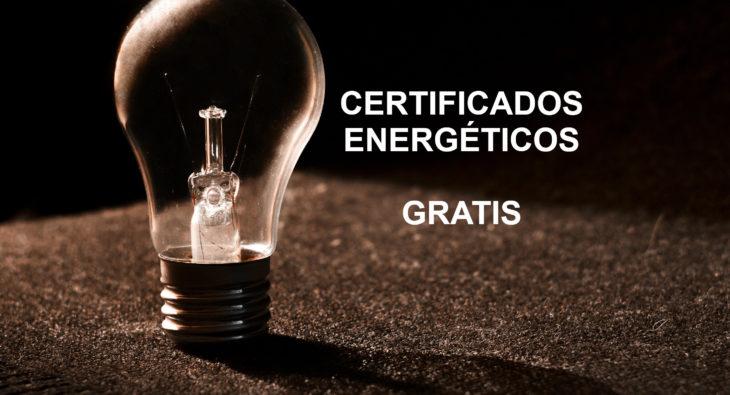 Certificados Energeticos Gratis - DestacaTuCasa
